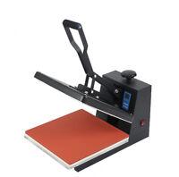 220V 38*38CM Digital Transfer Sublimation Heat Press Machine for T-Shirt Mug Hat