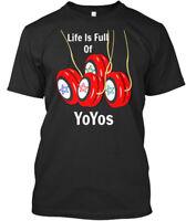 Life Is Full Of Yoyos - Premium Tee T-Shirt