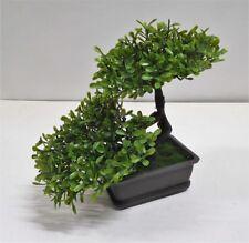Bonsai Buchs Buchsbaum Teeblatt Dekobaum Kunstbaum Kunstpflanze 6395287 F53