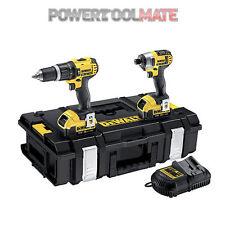 Dewalt DCK285M2 2pc combi kit DCD785/DCF885 2x4ah batts