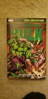 Marvel Epic Collection TPB The Incredible Hulk vol 2 Must Die, Stan Lee, Ditko