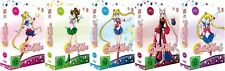 Sailor Moon - Box 1-5 - Episoden 1-108 - DVD - NEU
