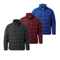 Craghoppers Mens Campellio Insulated Water Resistant Jacket RRP £150