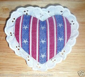 PINS~Stars & Stripes~Handcrafted~Designs & Colors Vary~4th Of July~NEW