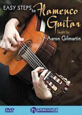 Easy Steps to Flamenco Guitar Play Along and Learn Instructional Guita 000642029