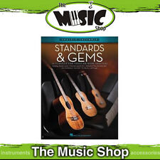 "New ""Standards & Gems Ukulele Ensemble Early Intermed"" Music Book"