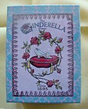 Princess CINDERELLA 1895 Card Game Reproduced From Original  USA NIB
