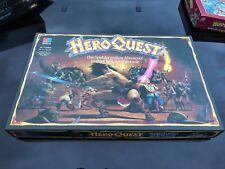 Hero Quest Basisspiel HeroQuest SEHR GUTER ZUSTAND Games Workshop Vollständig