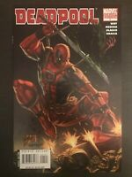 Deadpool #1 1:50 2008 Variant Retailer Incentive Marvel Comic Book NM Condition