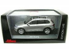 VW Touareg (argent) 2010