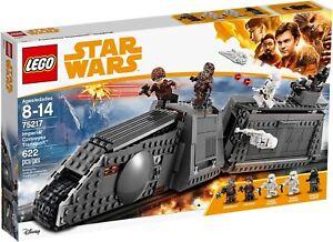 LEGO 75217 STAR WARS ,IMPERIAL CONVEYEX TRANSPORT