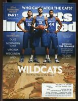 SI: Sports Illustrated March 16, 2015 NCCA Tournament Preview Arizona Wildcats G