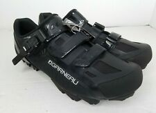 Louis Garneau Men's Slate MTB Bike Shoes, Black, US (11.5), EU (46)