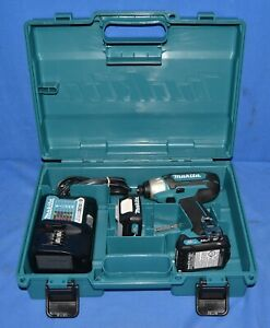 Makita DT03 12V Max Lithium Ion Cordless CXT Impact Drill DT03R1
