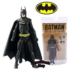 FIGURA BATMAN 1989 Batman Michael Keaton Neca 18CM with box Figur