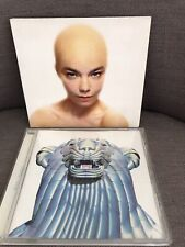 BJORK - Hunter - 2 x CD Single Set (1998 222TP7CD/X)