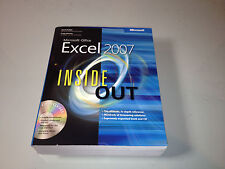 Microsoft® Office Excel® 2007 Inside Out Textbook with CD-ROM