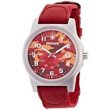 Wenger Nylon Band Men's Wristwatches