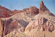 B27879 The Dead Sea The Mountains of Sodom   israel