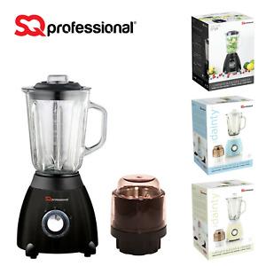 Grinder and Blender 2 in 1 600W Mixer Superblend Smoothie Maker Food Processor