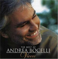 ANDRE BOCELLI CD - VIVERE: THE BEST OF ANDRE BOCELLI (2007) - NEW UNOPENED
