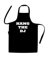 HANG THE DJ / NOVELTY cooks / Chefs Apron / THE SMITHS  BIRTHDAY / BBQ / HOLIDAY