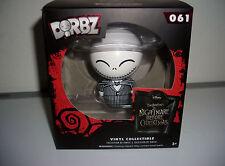 "1 Up Box Dorbz Disney Nightmare Before Christmas Jack #061 3"" Vinyl Toy Figure"