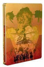 Rambo Part III Blu-Ray & 4K Ultra HD Edition Steelbook New With FREE P+P!