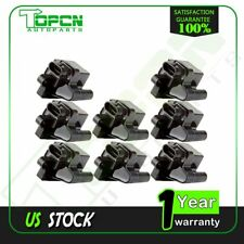 Pack of 8 Ignition Coils for Cadillac Chevy GMC Hummer Isuzu Workhorse C1208