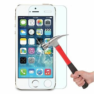 iPhone 5s 9H Schutzfolie For iPhone 5 5C 5S SE