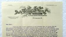 1916 ILLUSTRATED LETTERHEAD & ENVELOPE AUTO TRADING CO PITTSBURGH PA #B5M