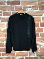 $995 VERSACE Collection Authentic Luxury Medusa Print Italy Designer Sweater