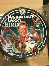 Larry Bird commemorative plate by Sports Impressions