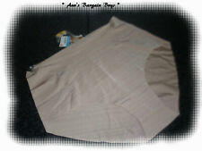 TARGET-LADIES-SIZE 18- NO SHOW-LYCRA-FULL BRIEF-NUDE-BNWT
