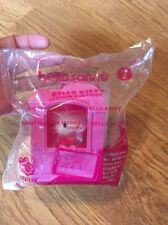 New 2016 McDonald's Hello Kitty Fashion Boutique #7 Happy Meal Toy