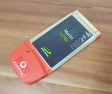 PCMCIA Merlin U740 Vodafone HSDPA Karte Novatel Wireless NRM-U740 3G