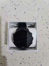 Suunto 7, GPS Sport Smartwatch with Wear OS by Google, All Black