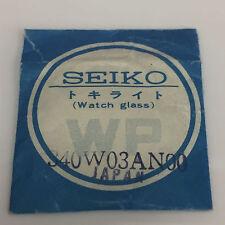 SEIKO 340W03AN00 NEW ORIGINAL GENUINE DOME CRYSTAL NOS 6205 9960