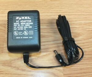 Zyxel (MW48-1601000A) AC Adaptor Power Supply 22W & 60Hz (P/N:30-112-160601)