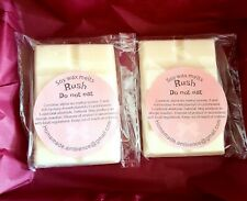 BUY 2 GET 1FREE soy wax Melts Rush Similar To Iconic Ladies Perfume