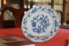 "Blue Danube China Blue Floral Design 6-3/4"" Bread & Butter Plate"