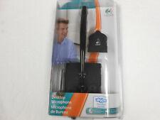 Logitech Desktop Microphone Black