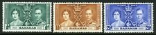 * BAHAMAS * 1937 King George VI Coronation Issue * MH *