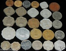 One Pice - Quarter Rupee 1950 - 2000 Old Indian Coins, Rare collection Original