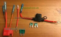 Honda ST1100 Red wire bypass & replacement relay / starter solenoid plug kit