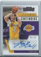 2018-19 Panini Contenders Sophomore Contenders Autograph Lonzo Ball  ssp # 8/10