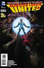 Justice League United #7 New 52 DC Comics