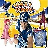 LazyTown: The Album, Lazy Town, Very Good CD+DVD