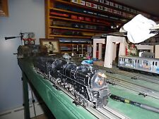 LIONEL 681 STEAM ENGINE AND 2046W TENDER