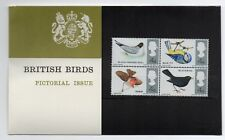 GB 1966 Birds Presentation Pack stamps VGC